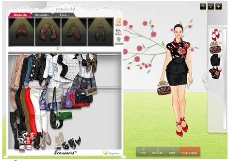 design games dress up roi world virtual worlds for teens