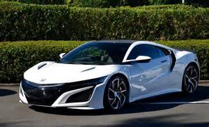 Acura Cars 2017 Acura Nsx Better Than New Speed Cars