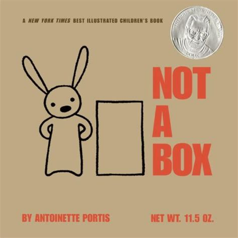 this is not a books louise not a box