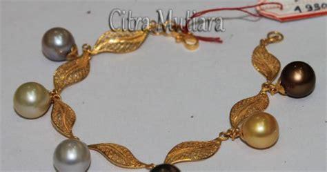 Gelang Kendari gelang emas model kendari glml03 toko mutiara lombok