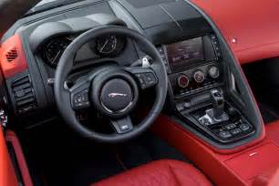 Jaguar F Type Interior 2017 Jaguar F Type Svr Convertible
