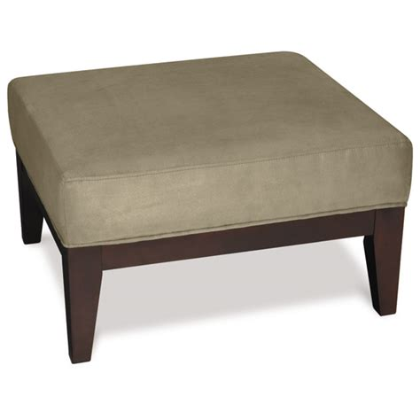 avenue six ottoman avenue six glen small ottoman in stone color dcg stores