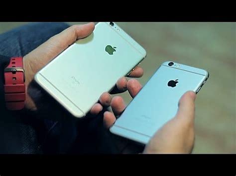 comparativa apple iphone 6s vs iphone 6 en espa 241 ol
