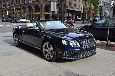 bentley gtc v8 2017 bentley continental gtc v8 s stock b924 s for sale