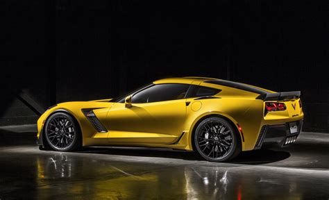corvette stingray z06 corvette z06 parts for stingray sema 2014 gm authority