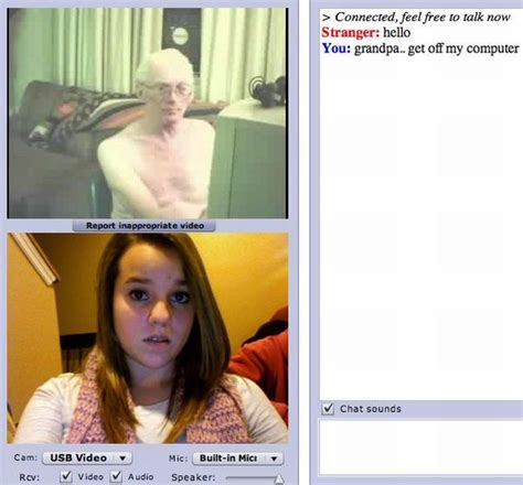 chatroulette web cam 15 of the weirdest people on chatroulette cams