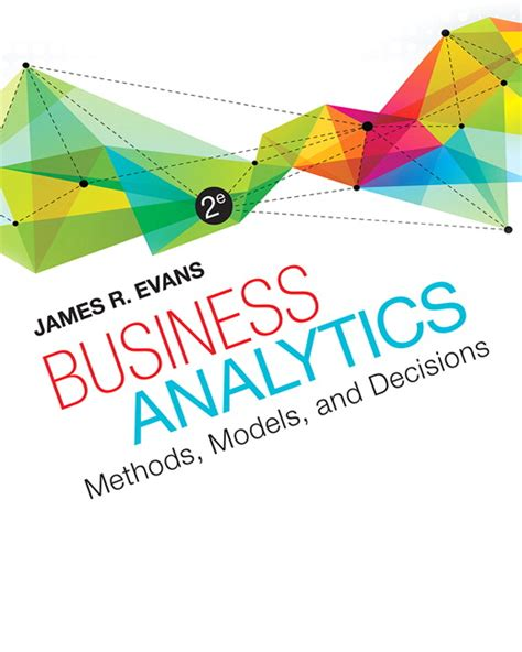 business analytics 2nd edition pearson