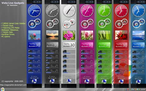 Win Win Win Gadget Skins From Skins4things by Vista Live Gadgets Rainmeter By Sagorpirbd On Deviantart