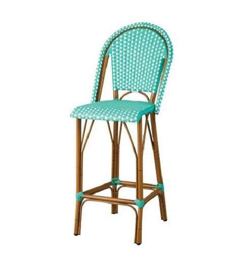 height of bar stools for 45 counter outdoor 45 quot high back bar stools counter height chairs