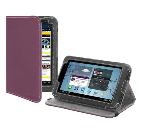 Tablet Samsung Ukuran 7 Inchi samsung galaxy tab 2 7 0 7 inch tablet version stand