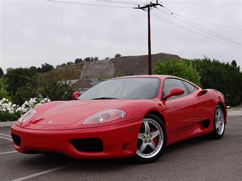 Modena For Sale by Back To Basics 2003 360 Modena Berlinetta For Sale