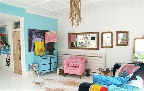 decoracion de casa vintage casa con decoraci 243 n ecl 233 ctica y vintage