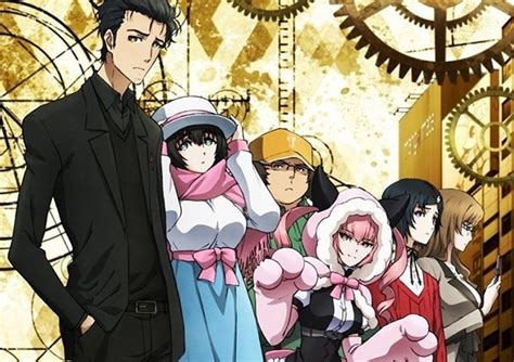 Steins Gate 0 Anime by L Anime Steins Gate 0 S Offre Une Nouvelle Affiche