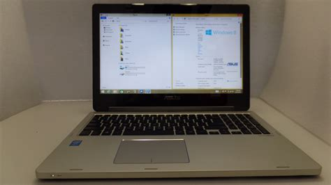 Laptop Asus I7 Windows 8 asus tp500l 15 6 flipbook laptop i7 2 0ghz 8gb 1tb windows 8 1 garland computers