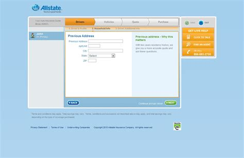 Allstate Apartment Insurance Quote Insurance Quote Allstate Budget Car Insurance Phone Number