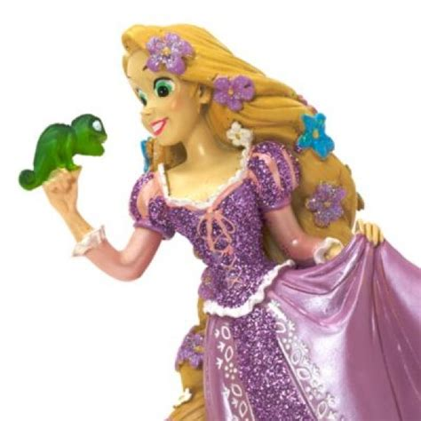 musical figurines disneyland rapunzel musical figurine