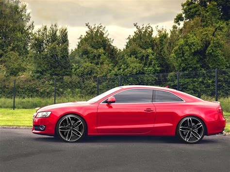 Audi A5 Wheel by Atom Black Professional Alloy Wheels For Audi A5