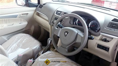Dashboard Cover Suzuki Ertiga Aksesoris Interior proton ertiga interior photos emerge ahead of launch