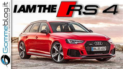 Audi Rs4 Sport by Audi Rs4 Avant The Best Sports Station Wagon 2018 Only