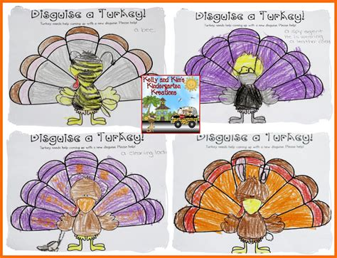 Turkey Trouble Worksheet Answers by And S Kindergarten Kreations Markdown Monday