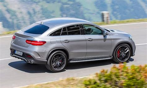 Mercedes X6 by Mercedes Takes Aim At Bmw X6 With Gle Coupe