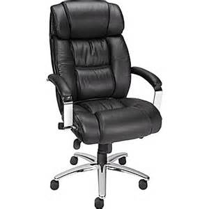 Staples Leather Desk Chairs Staples Stanmore Top Grain Leather High Back Executive