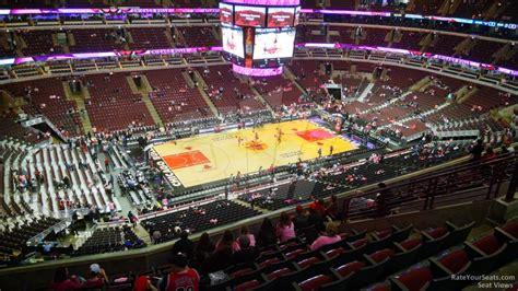 united center section 320 united center section 320 chicago bulls rateyourseats com