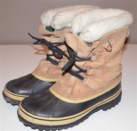 mens winter boots with removable liners sorel caribou winter snow boots with removable liner