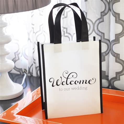 Destination Wedding Welcome Bags for Guests   Wedding Favours