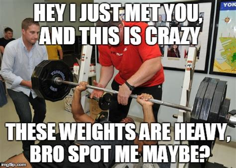 Bench Meme - crossfit training charlotte matthews fitness gym