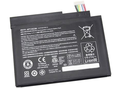Netbook Acer Iconia W3 810 battery for acer iconia w3 810 tablet laptop replacement