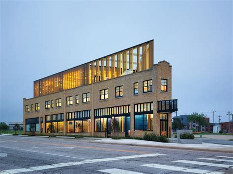 oklahoma city architects plico by elliott associates architects 2016 best of