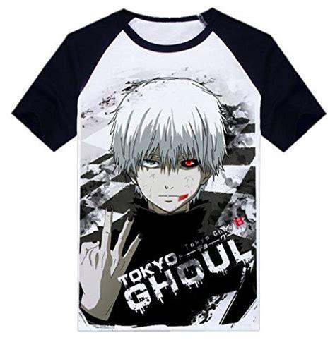 anime tokyo ghoul costume kaneki ken t shirt hoodie casual sport clothing toptes http