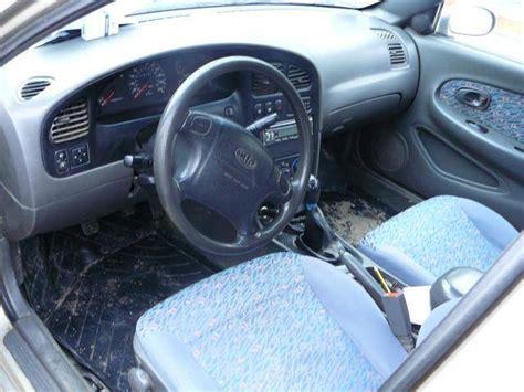 1999 Kia Sephia Problems Used 1999 Kia Sephia Photos 1500cc Gasoline Ff Manual