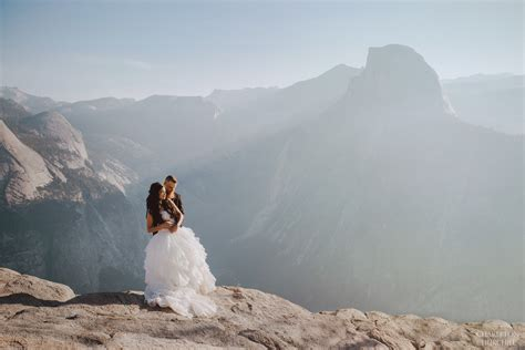 Yosemite Wedding by Yosemite National Park Intimate Wedding Photography At
