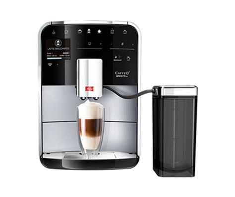 Machine A Cafe Avec Broyeur 875 by Machine 224 Caf 233 Automatique Caffeo Barista 174 Ts Melitta