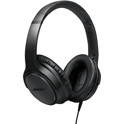 Bose Soundtrue Ultra Wired In Ear Android Headphones Graphite bose soundtrue around ear headphones ii android devices musician s friend