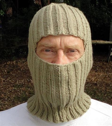 how to knit a mask knit ski mask balaclava the widow s walk my work