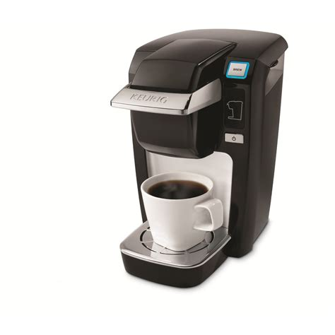 Keurig Coffee Maker shop keurig black single serve coffee maker at lowes