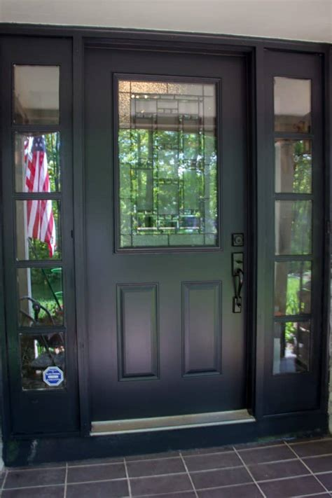 how much to replace front door replacing our front door and door bright green door
