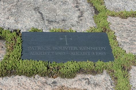 patrick bouvier kennedy louisiana cemeteries