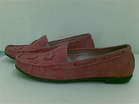 top to toes new preloved wardrobe casual pink loafers
