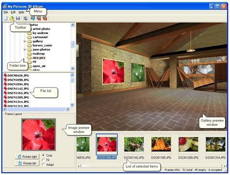 cornici virtuali per foto crea gallerie fotografiche da visitare virtualmente in 3d