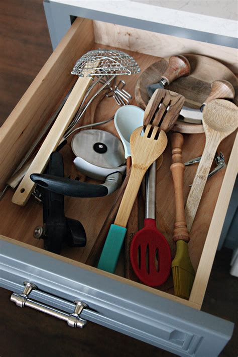 Diy Kitchen Drawer Dividers by Iheart Organizing Four Days Four Drawers Mini