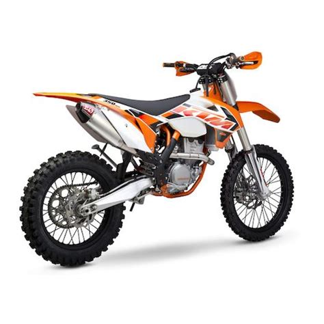 Ktm Exhaust Systems Yoshimura Rs 4 Exhaust System Ktm 350 Sx F 2013 2015 350