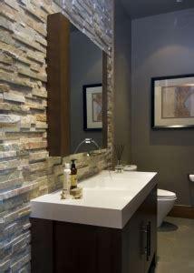 stone veneer bathroom canyon stone canada blog stone veneer for your bathroom