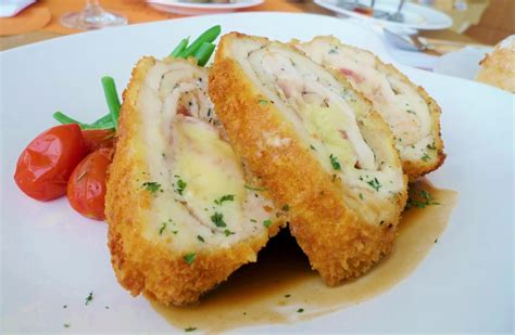 Comfort Food Houston How To Make Chicken Cordon Bleu Houston Press