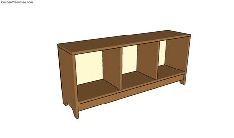 garden storage bench plans free garden plans how to