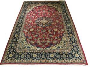 8x10 Area Rugs Under 100 8x10 Persian Isfahan Rug Stylistic Decoration Carpet Ebay