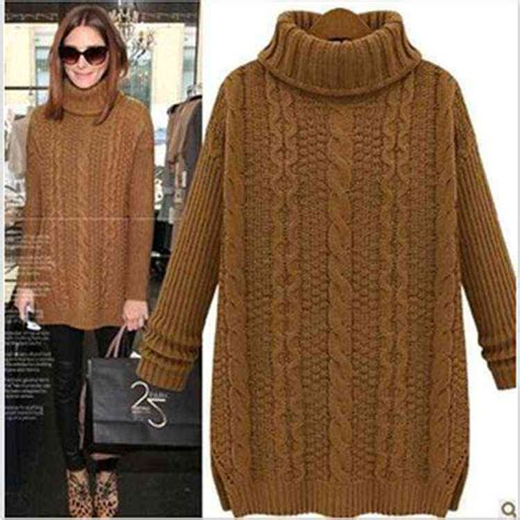 Rajut Wanita Cardigan Colour 2015 fall clothing new twist size sweater with